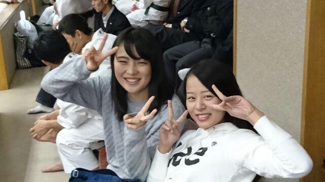 2016年少林寺拳法全日本学生大会女子二段以上の部(組演武映像) | 愛知江南短期大学 少林寺拳法部
