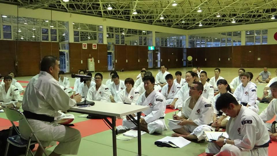 第4回全国少林寺拳法指導者講習会02