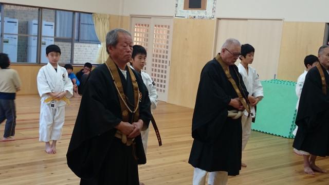 11月5日(土)近隣四道院で達磨祭を行いました。